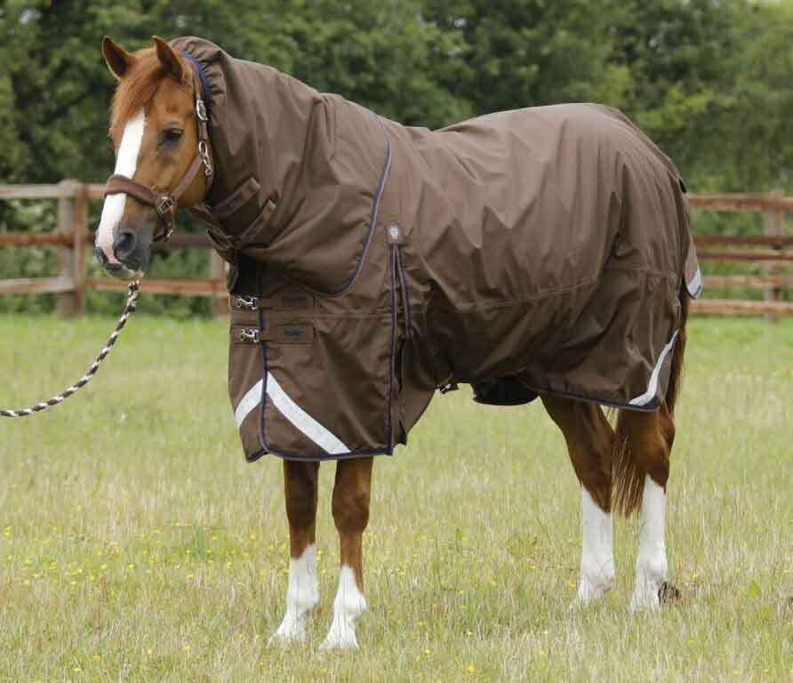 meilleure couverture cheval
