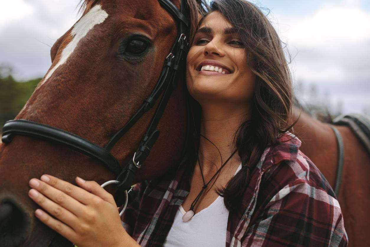 endurance chez les chevaux